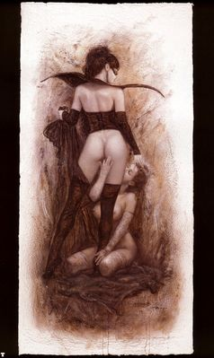 luis royo the game of masks