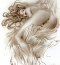 luis royo dream of spider