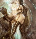 luis royo the initiation