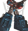 poster return optimus