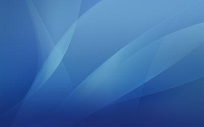 Mac OS X Tiger Blue