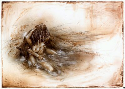 luis royo act i the light corner