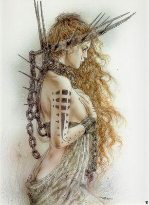 luis royo tattoos013