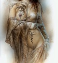 luis royo double covering