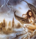 luis royo fallen angel sketch002