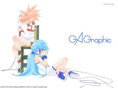 ga graphic