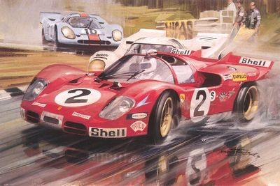 Cma 070 1970 1000 km brands hatch amon elford and rodriquez