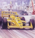 Cma M 049 1987 first of six for senna at monaco