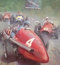 Cma 025 1953 italian gp ascari spin in the front