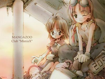 mangazoo