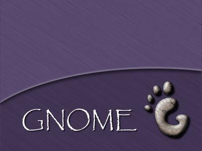 Brushed GNOME RoyalPurple 1600x1200