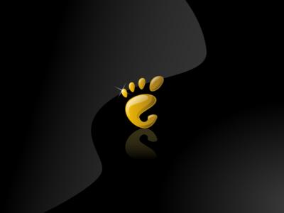 GNOME Black 1024x768