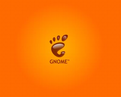 GNOME GlassGridOrange