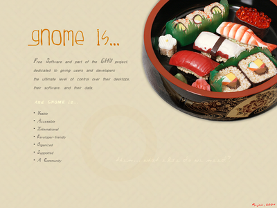GNOME OnlyGnome4