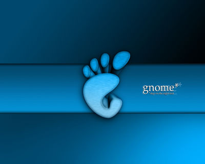 GNOME RightFoot 1280x1024