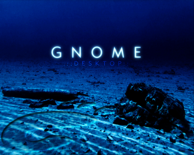 GNOME Water 1280x1024