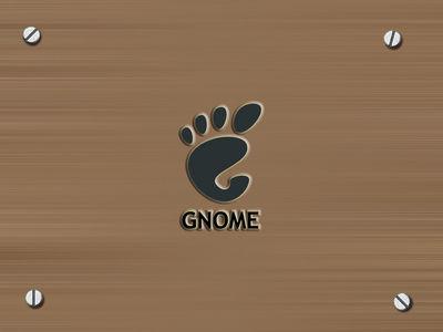 GNOME Woody