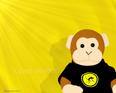 rupert desktop