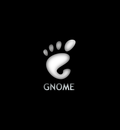 gnome foot black