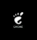 gnome foot black