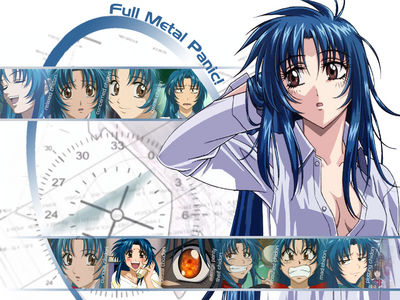full metal panic   chidori