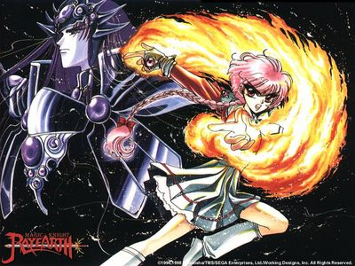 topmanga magic knight rayearth