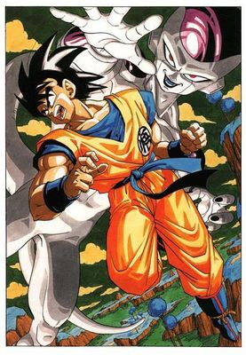 Goku, Freezer