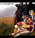 topmanga card escaflowne
