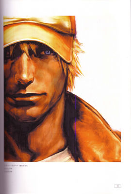 snk characters
