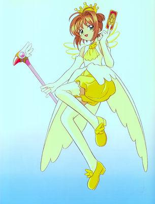 Cheerio! 2   Sakura in Yellow Dress again