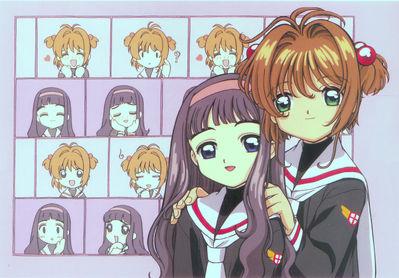 Cheerio! 2   Small   Brick Sakura and Tomoyo