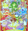 Cheerio! 2   Chibi Sakura and Cards