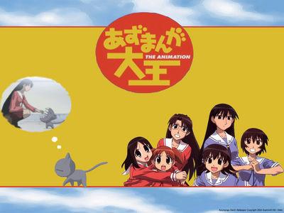 Minitokyo Anime Wallpapers Azumanga Daioh[23241]