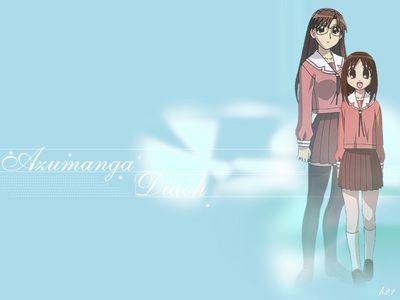 Minitokyo Anime Wallpapers Azumanga Daioh[23281]