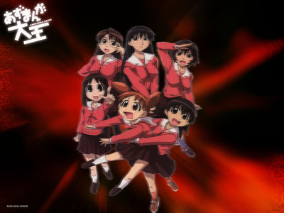 Minitokyo Anime Wallpapers Azumanga Daioh[3323]