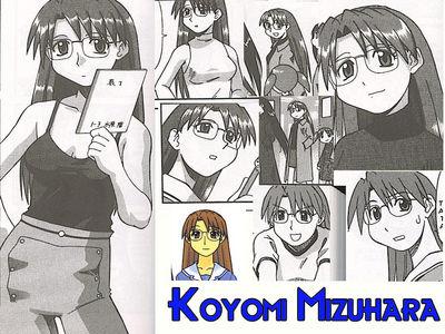 Minitokyo Anime Wallpapers Azumanga Daioh[40301]