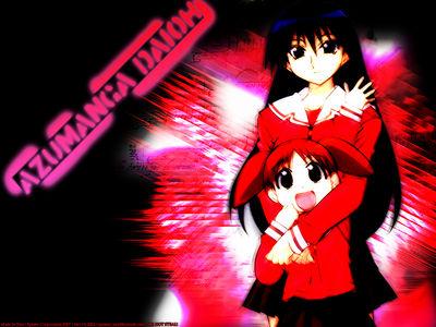 Minitokyo Anime Wallpapers Azumanga Daioh[52578]