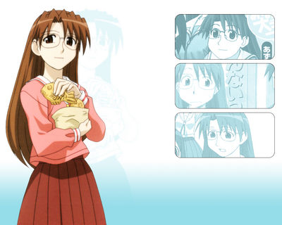 Minitokyo Anime Wallpapers Azumanga Daioh[54336]