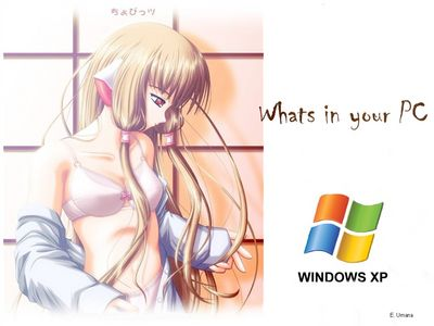 Minitokyo Anime Wallpapers Chobits[32039]