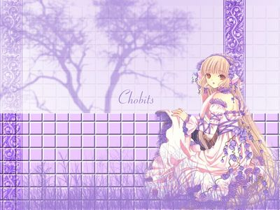 Minitokyo Anime Wallpapers Chobits[52778]