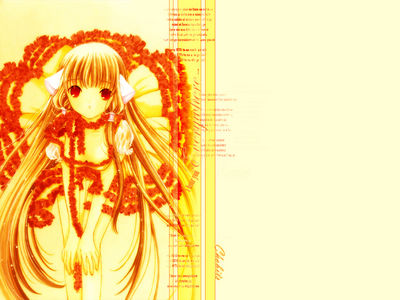 Minitokyo Anime Wallpapers Chobits[60920]