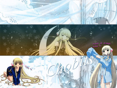 Minitokyo Anime Wallpapers Chobits[66617]