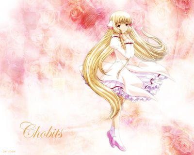 Minitokyo Anime Wallpapers Chobits[9732]