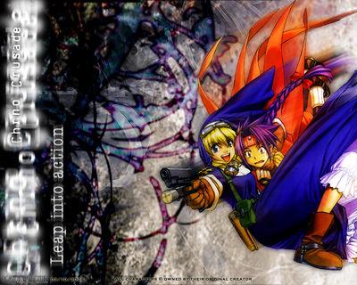 Minitokyo Anime Wallpapers Chrno Crusade[46202]