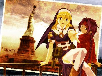 Minitokyo Anime Wallpapers Chrno Crusade[48173]