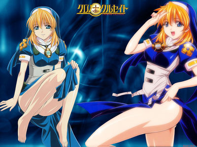 Minitokyo Anime Wallpapers Chrno Crusade[57667]