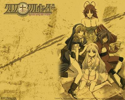 Minitokyo Anime Wallpapers Chrno Crusade[61272]