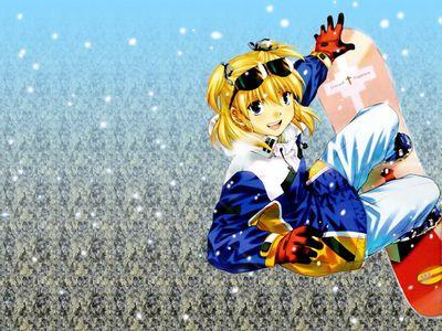 Minitokyo Anime Wallpapers Chrno Crusade[66274]