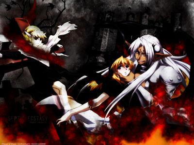 Minitokyo Anime Wallpapers Chrno Crusade[74320]