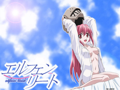Minitokyo Anime Wallpapers Elfen Lied[53613]